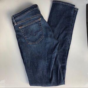 Adriano Goldshmeid Stevie Slim Straight Jeans 27R